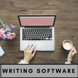 Best Writing Software for Authors Banners