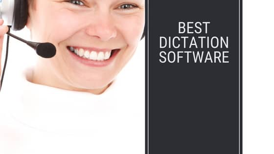 Best Dictation Software Banner