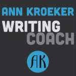 Ann Kroeker writing coach