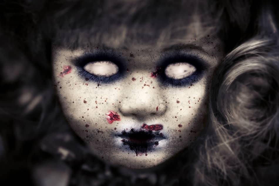 Horror Story Writing Prompts about Dolls