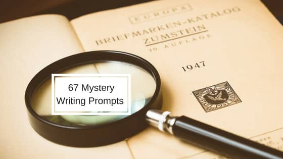 67 Mystery Writing PRompts