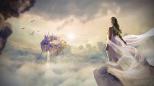 Fantasy Genre Writing Prompt Page Header