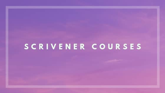 Learn Scrivener Software Course