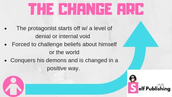 the change character arc