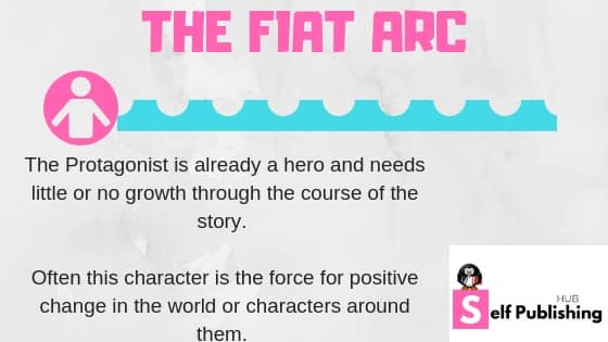 The Flat character arc