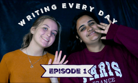 NANOWRIMO 2018 Case Study & Inspiration Daily Progress VLOG