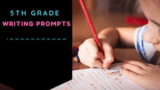 100 FREE 5th Grade Writing Prompts