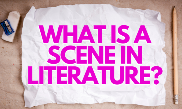 What Is A Scene In Literature?